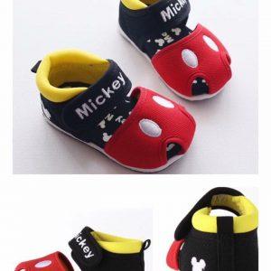 32-32-Mickey Cotton Canvas Sandal