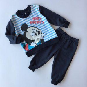 25-36-Disney cartoon pajamas - Mickey