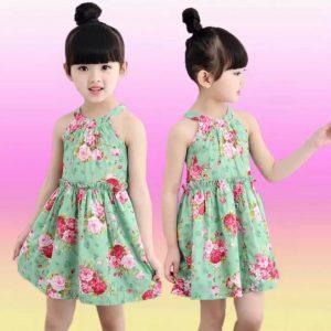 52-58-Floral Dress